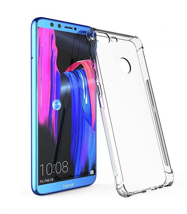 OEM TPU Ultra Slim 0.3mm Θήκη για Huawei Honor 9 Lite - Διάφανο