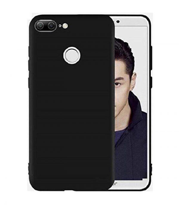 OEM TPU Ultra Slim 0.3mm Θήκη για Huawei Honor 9 Lite - Μαύρο