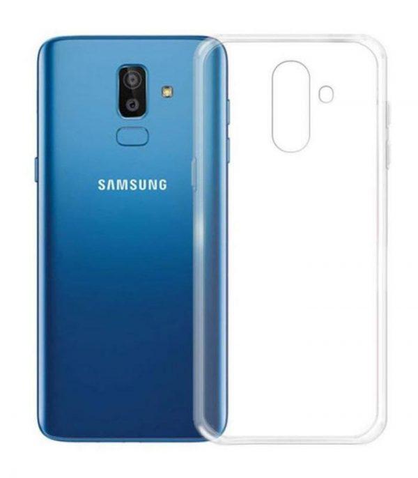 OEM TPU Ultra Slim 0.5mm Θήκη για Samsung J8 2018 - Διάφανο