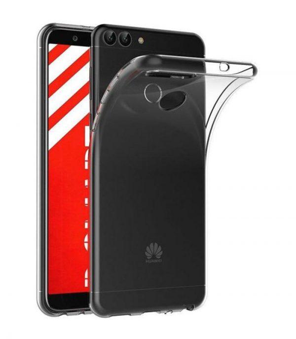 OEM TPU Ultra Slim Θήκη για Huawei P Smart - Διάφανο