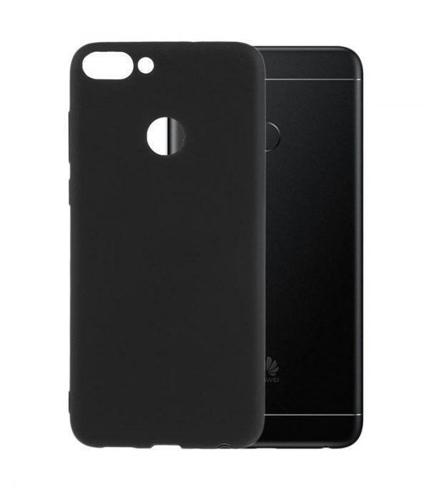 OEM TPU Ultra Slim Θήκη για Huawei P Smart - Μαύρο