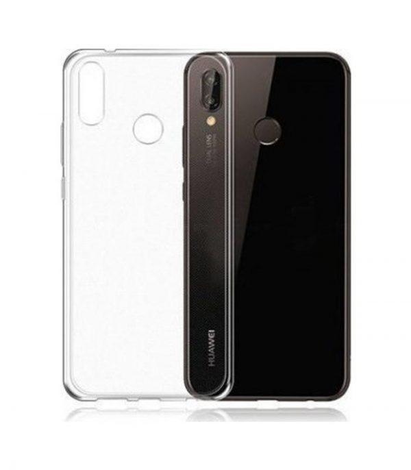 OEM TPU Ultra Slim Θήκη για Huawei P20 Lite - Διάφανο