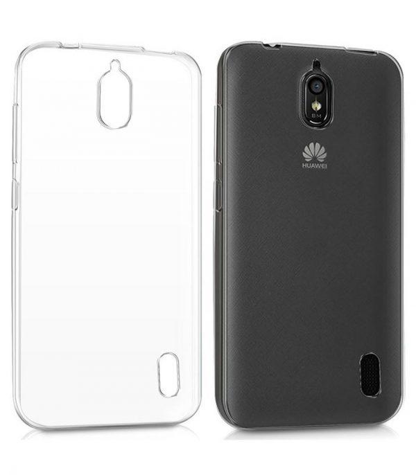 OEM TPU Ultra Slim Θήκη για Huawei Y625 - Μαύρο