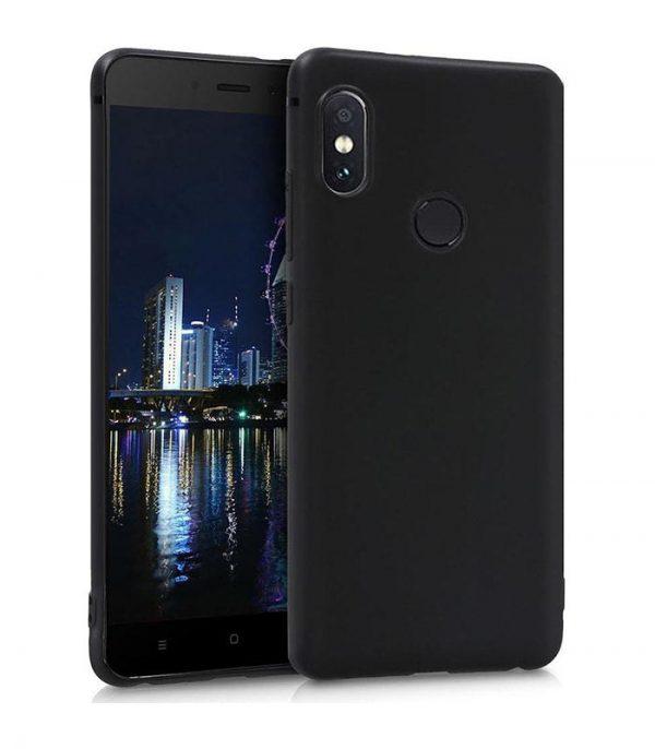 OEM TPU Ultra Slim Θήκη για Xiaomi Redmi Note 5 - Μαύρο