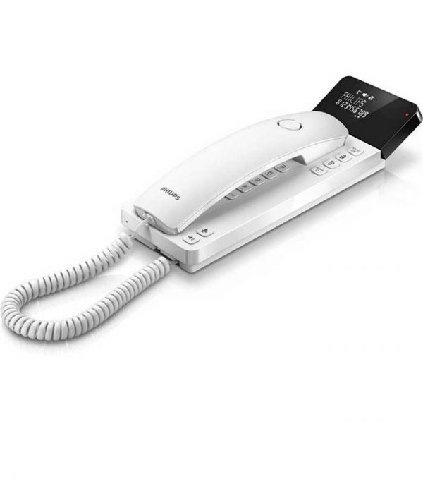 Philips M110W Scala Design Σταθερό Ψηφιακό Τηλέφωνο - Λευκό