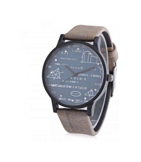 Ρολόι Χειρός Αναλογικό MILER A8292 - Χακί
