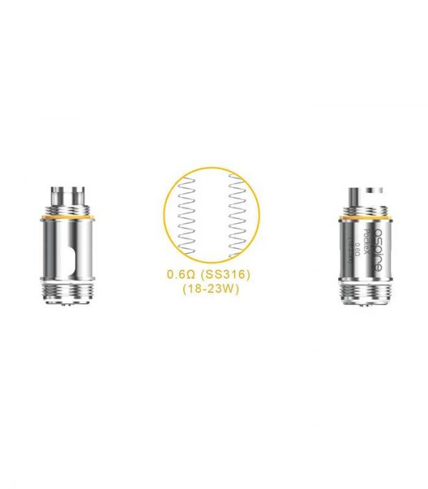 Aspire PockeX 0.6 Ohm