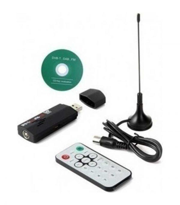 Digital TV Stick USB DVB-T για Ψηφιακή Επίγεια Τηλεόραση στο PC