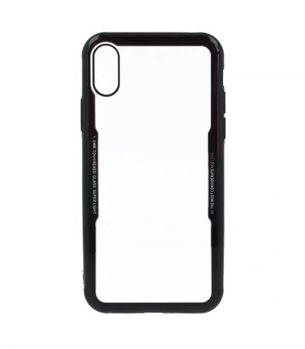 Acrylic Θήκη για Samsung Galaxy S9 Plus - Μαύρο