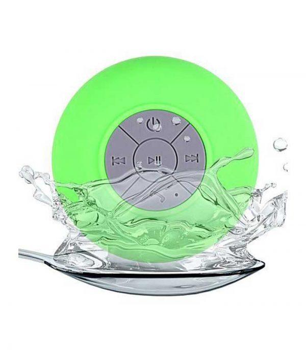 Αδιάβροχο Bluetooth Ηχείο Βεντούζα BTS-06 - Λαχανί