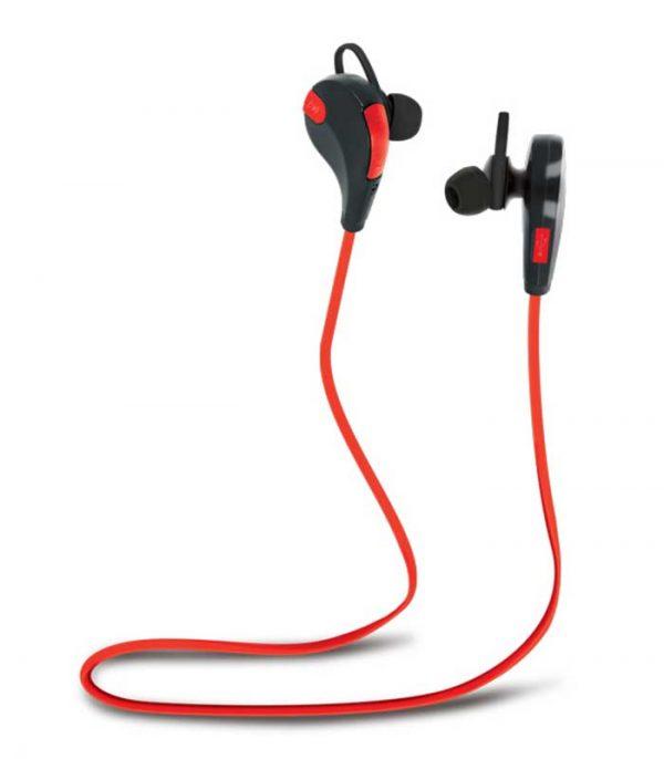 Forever BSH-100 Bluetooth Headset - Κόκκινο/Μαύρο