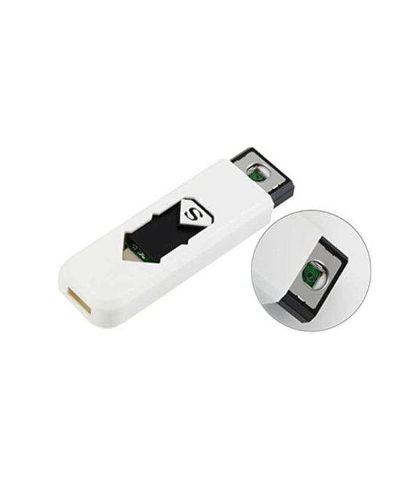 Ηλεκτρικός Αναπτήρας USB Αντιανεμικός με UV Ανίχνευσης Χαρτονομισμάτων