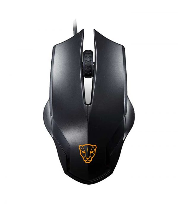 Motospeed Leopard F61 Gaming Ποντίκι Ενσύρματο - Μαύρο