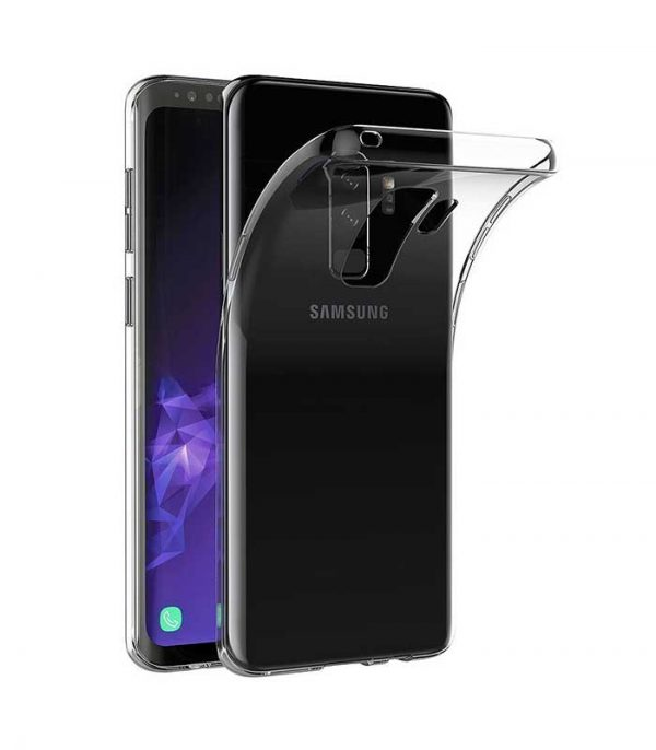 OEM TPU Ultra Slim 0.3mm Θήκη για Samsung Galaxy S9 Plus - Διάφανο