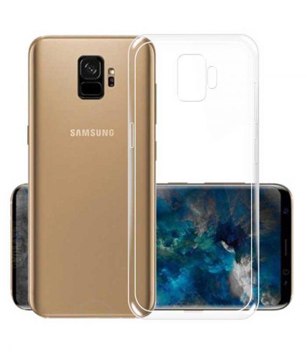 OEM TPU Ultra Slim Θήκη για Samsung Galaxy S9 Plus - Διάφανο