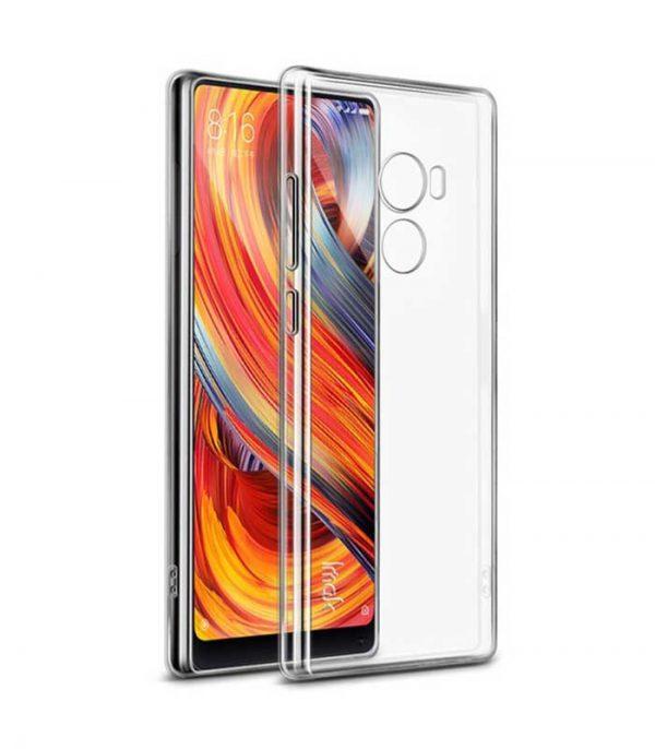 OEM TPU Ultra Slim Θήκη για Xiaomi Mi Mix 2 - Διάφανο