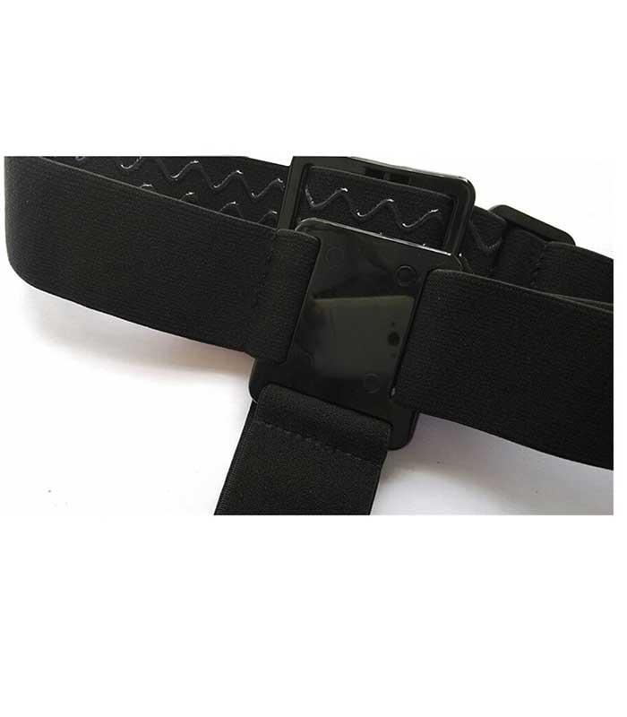 Βάση Κράνους / Κεφαλιού για Action Cameras Aluminum Thumb Screw