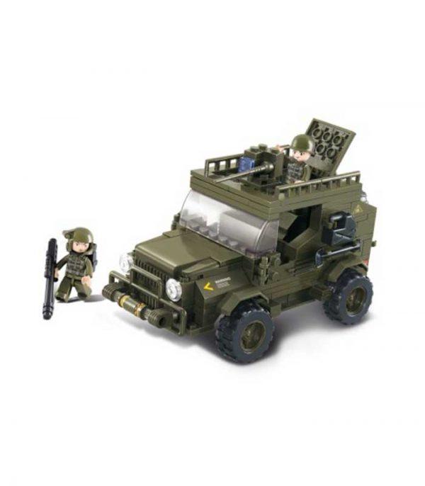 Sluban Τουβλάκια Army, SUV M38-B0299 (217τμχ)
