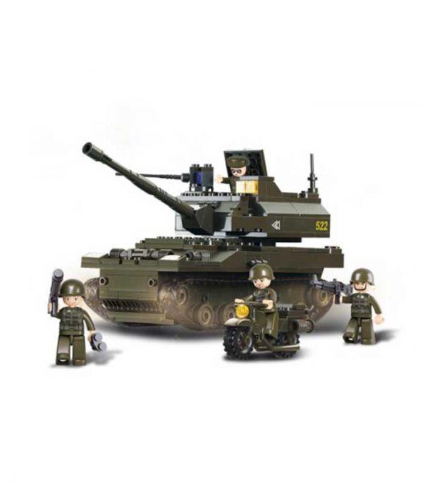Sluban Τουβλάκια Army, Tank M38-B9800 (258τμχ)