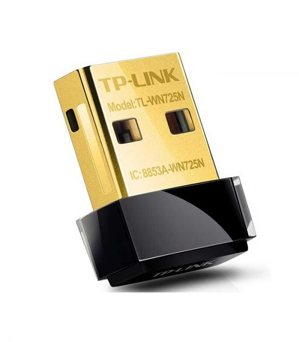 TP-LINK TL-WN725N v3 150Mbps Ασύρματο N Nano USB Adapter