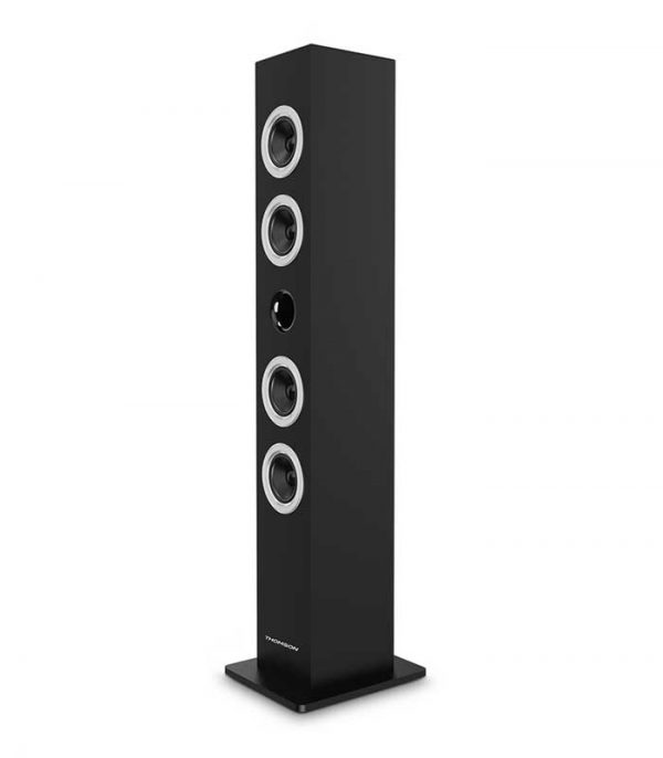 Thomson Sound Tower DS120CD, Bluetooth, CD/USB/SD/Line in, 60W - Μαύρο