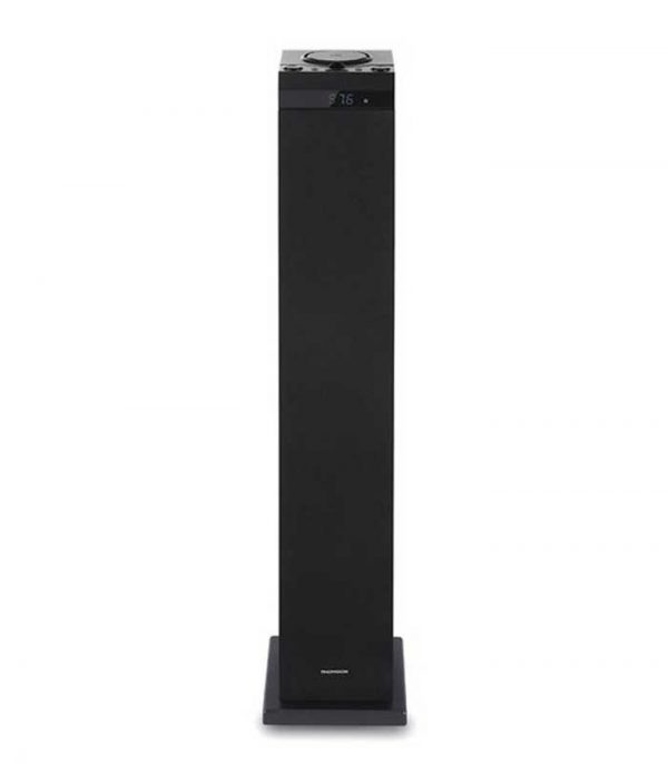 Thomson Sound Tower DS250CD, Bluetooth, NFC/CD/USB/SD/FM, 120W - Μαύρο
