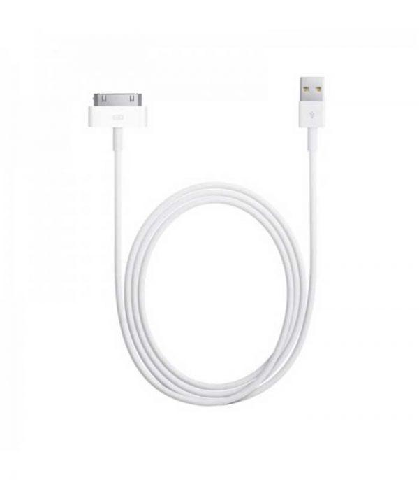 Apple USB to 30-Pin MA591G/A (1m) - Λευκό