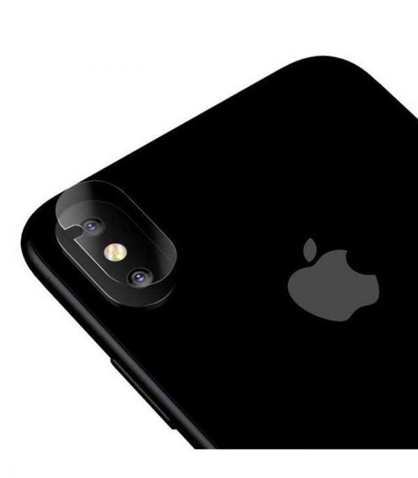 Camera Lens Tempered Glass 9H για iPhone X/XS (3τμχ)