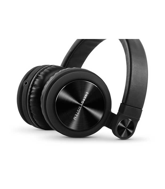 Energy Sistem DJ2 Headphones - Μαύρο