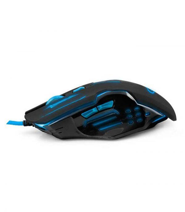 Esperanza EGM403B Apache Gaming Ποντίκι Ενσύρματο - Μπλε