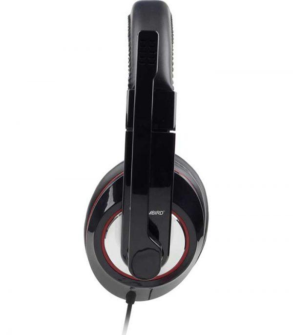 Gembird MHS-001 Stereo Headset - Μαύρο