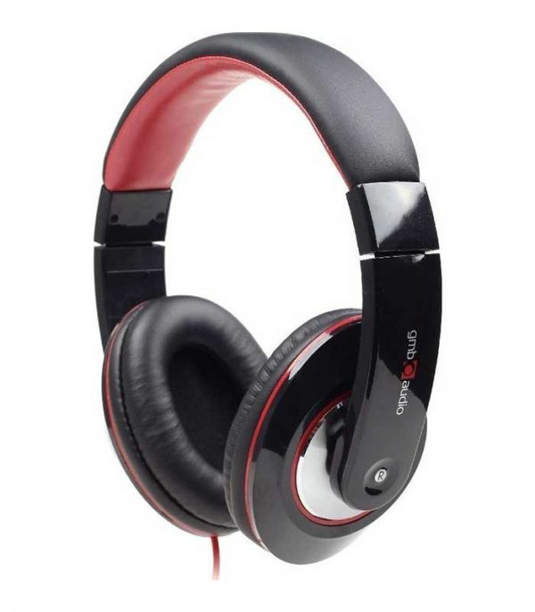 Gembird MHS-BOS Boston Stereo Headphone With Microphone