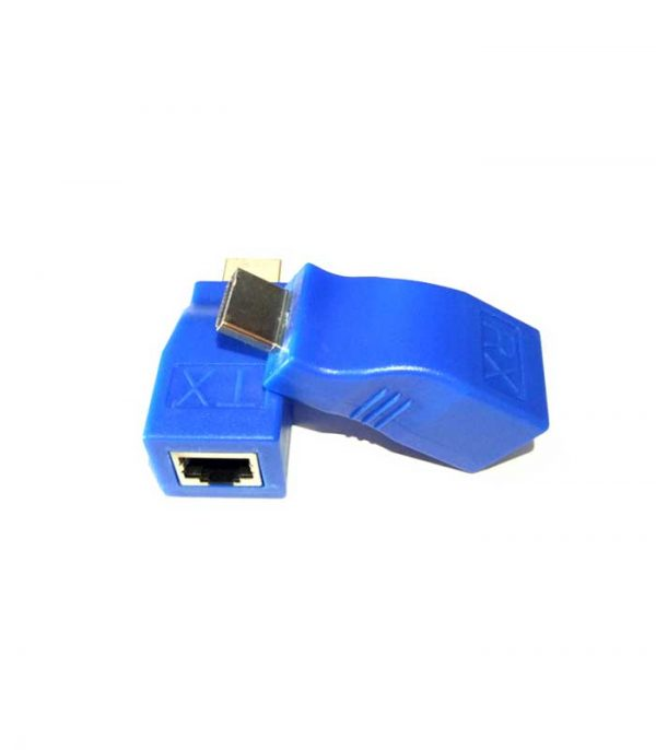 HDMI Extender μέσω UTP Καλωδίου