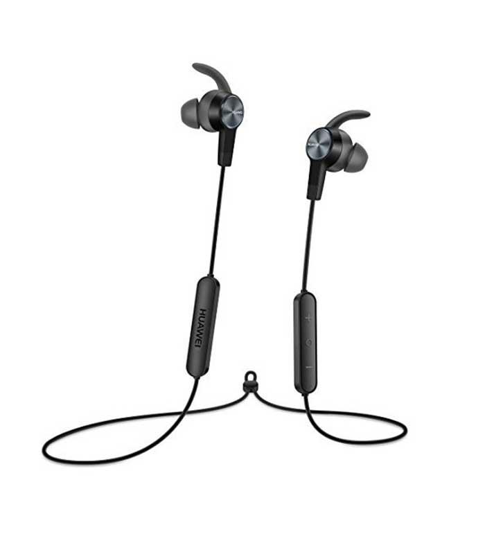 Huawei AM61 Sport Wireless Earphones - Μαύρο