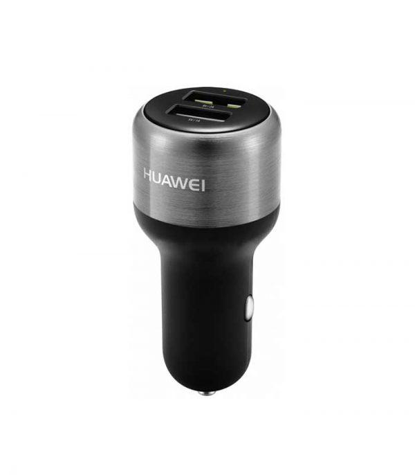 Huawei AP31 Quick Charger Φορτιστής Αυτοκινήτου + micro USB - Μαύρο