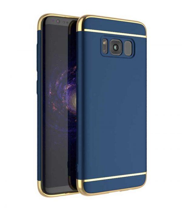 iPaky 3 in 1 Elegant Θήκη για Samsung Galaxy S8 - Μπλε