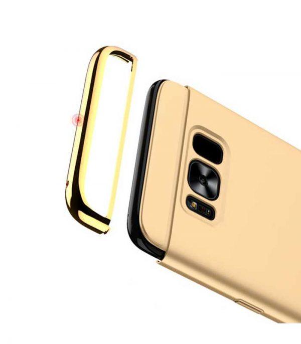 iPaky 3 in 1 Elegant Θήκη για Samsung Galaxy S8 - Μαύρο