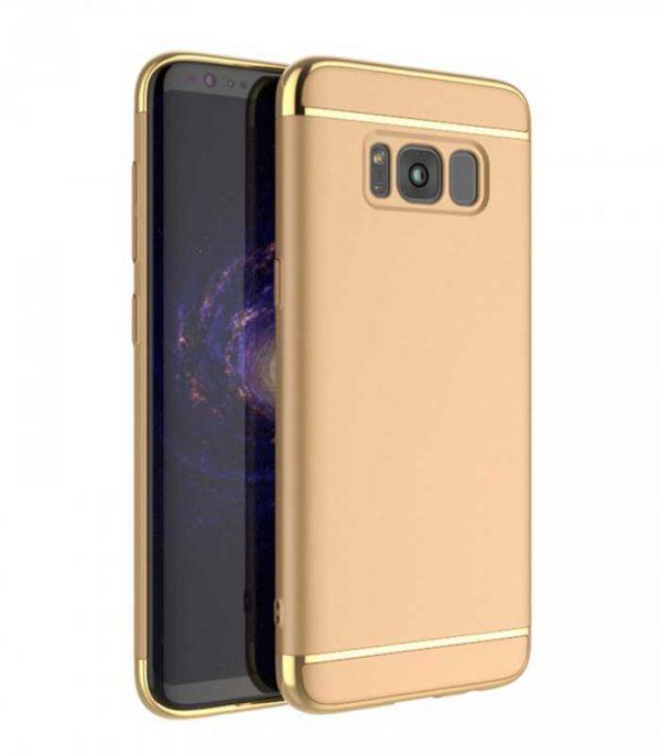 iPaky 3 in 1 Elegant Θήκη για Samsung Galaxy S8 Plus - Χρύσο