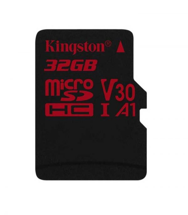 Kingston Canvas React microSDXC 32GB U3 V30 CL10