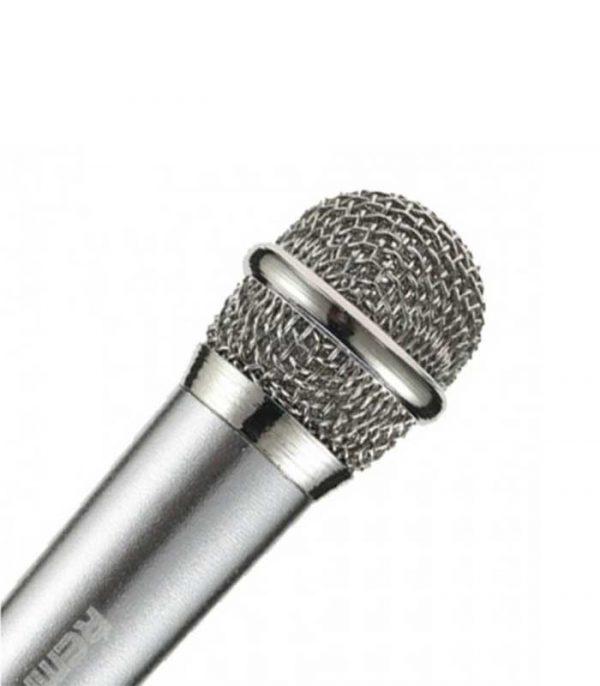 Μικρόφωνο Remax RMK-K01 Mini - Ασημί