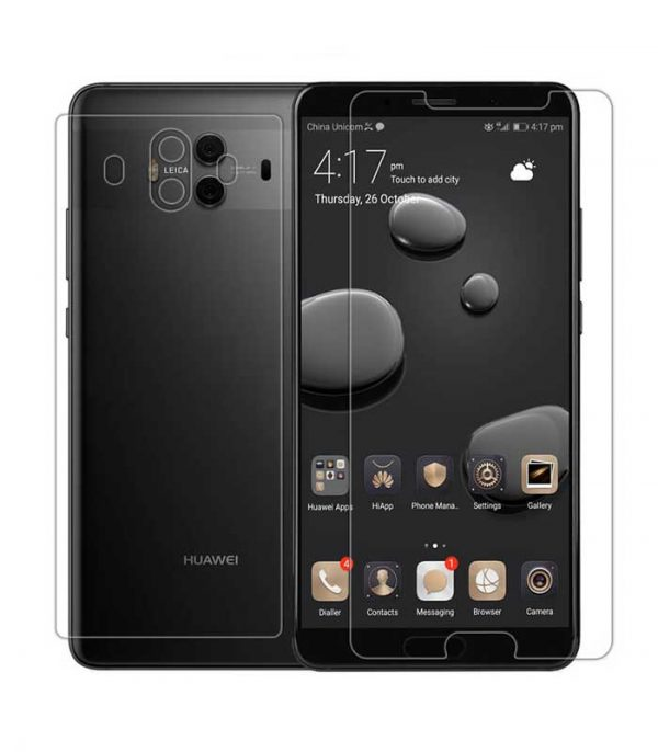 Nillkin Super Clear Film Screen Protector for Front and Back + Camera Film για Huawei Ascend Mate 10