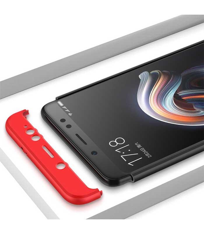 ΟΕΜ TPU Front / Back 360 Θήκη για Xiaomi Redmi Note 5 - Ροζ