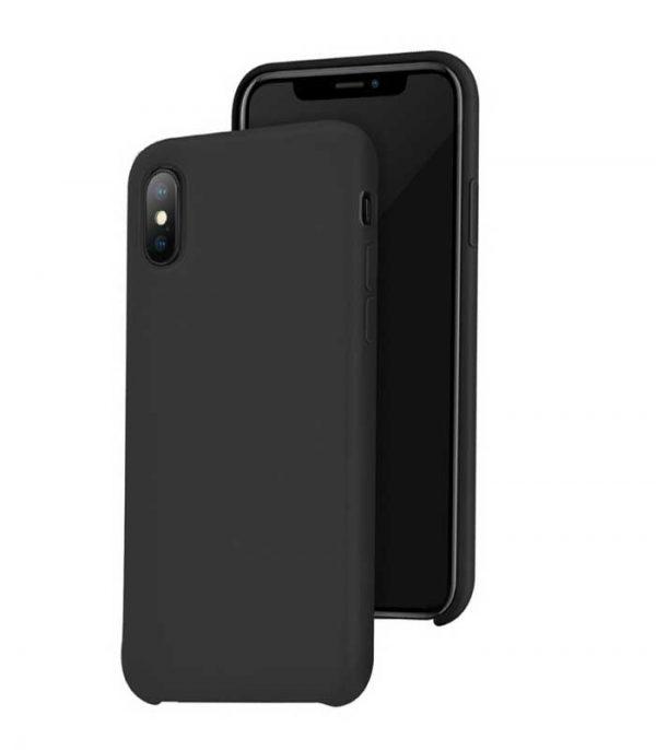 OEM TPU Ultra Slim Θήκη για iPhone XS Max - Μαύρο