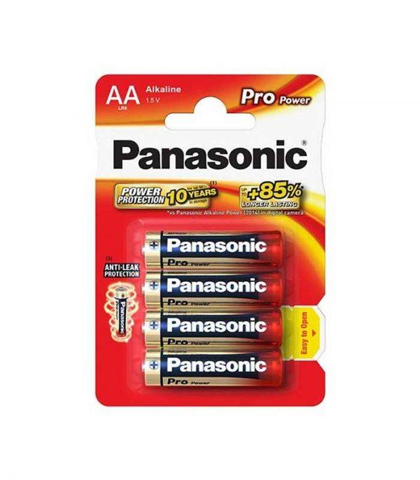 Panasonic Alkaline Pro Power AA (4τμχ)