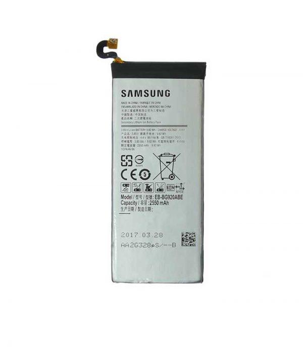 Samsung Μπαταρία για Samsung Galaxy S6 EB-BG920ABE 2550 mAh