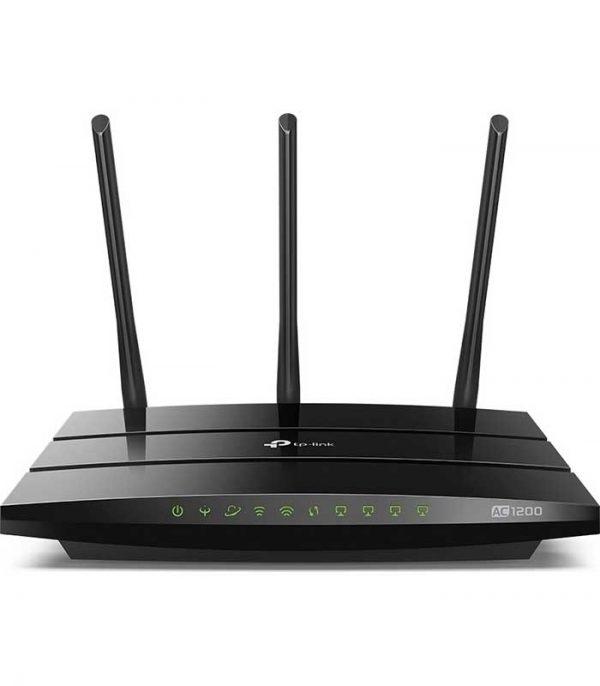 TP-LINK Archer VR400 v2 AC1200 Ασύρματο Modem Router VDSL2/ADSL2+