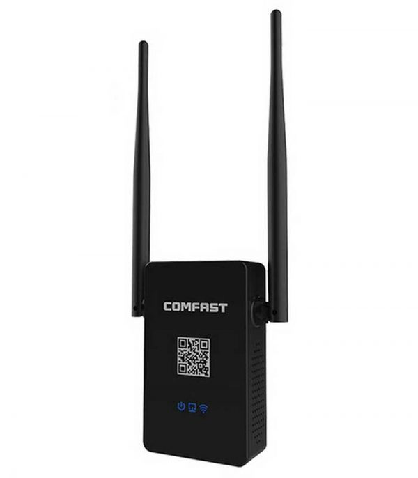 Wifi Repeater / Extender Comfast CF-WR302S 300Mbps με Διπλή Κεραία