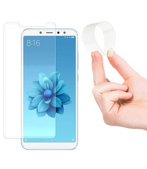 Wozinsky Nano Flexi Glass Hybrid Screen Protector Tempered Glass για Xiaomi Redmi Note 5