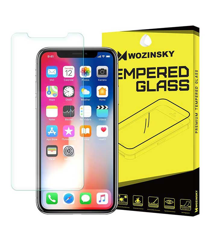 Wozinsky Tempered Glass 9H PRO+ Screen Protector για iPhone X/XS