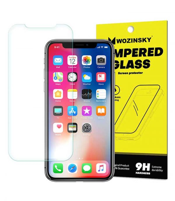 Wozinsky Tempered Glass 9H Screen Protector για iPhone X/XS